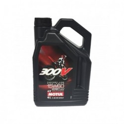 Motul 300V 15W60 Factory line Off Road 4T 4 litres