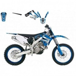 Tm Mx 125 2015-2017 Kit Déco Blackbird Dream 3