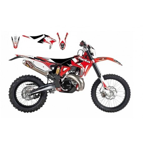 Tm Mx 300 2015-2017 Kit Déco Blackbird Dream 3