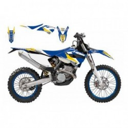 Husaberg Te 300 2013-2014 Kit Déco Blackbird Dream 3