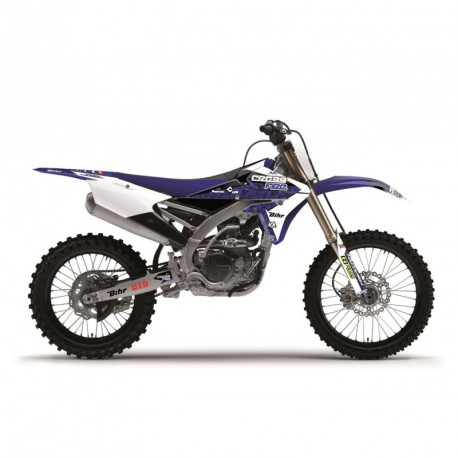 Yamaha Yz 250 F 2014-2017 Kit Déco Cross Fire Kutvek